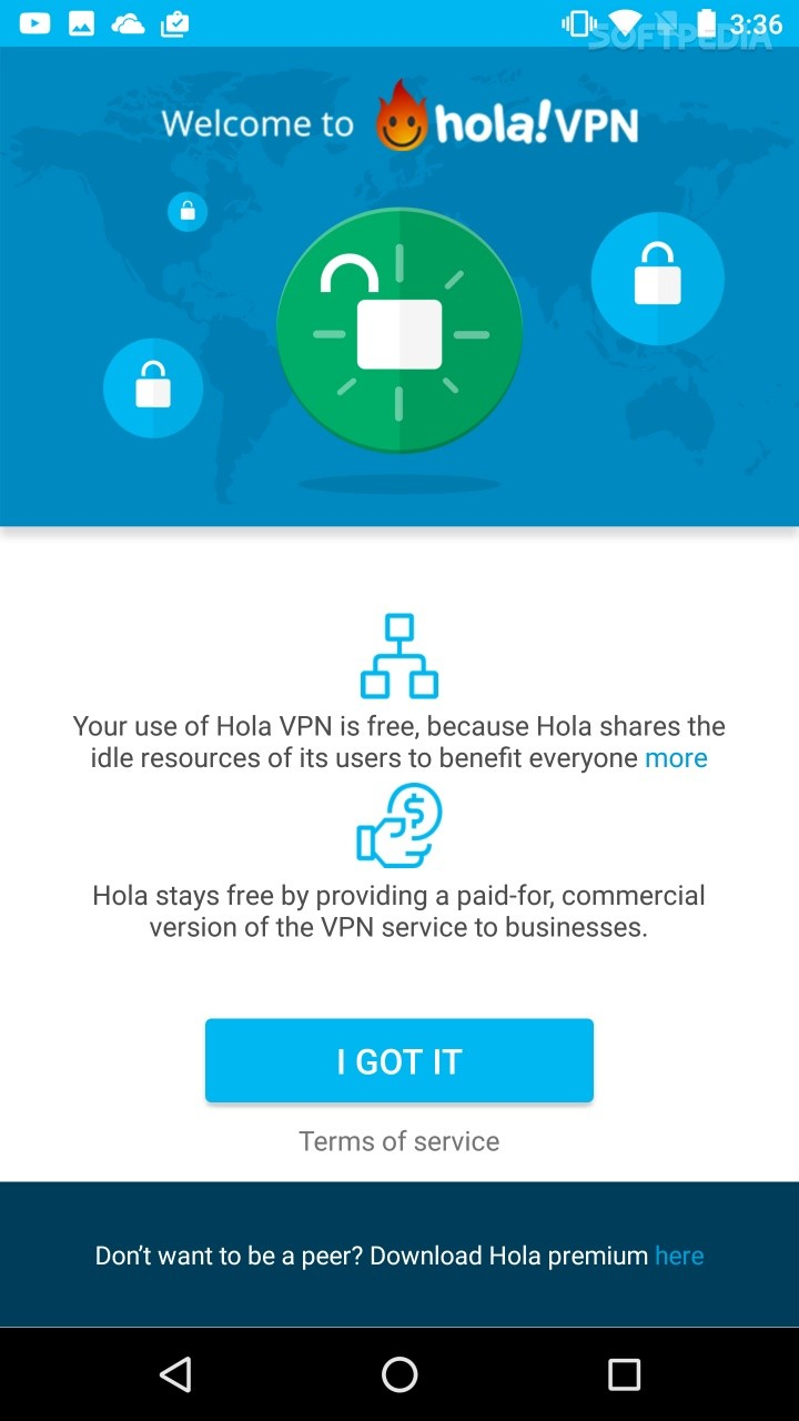 hola vpn proxy problem