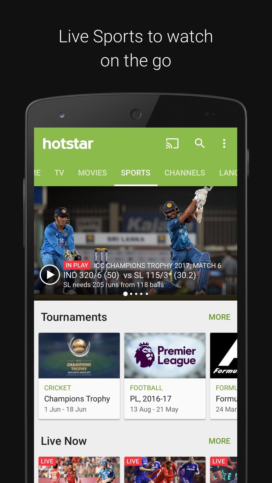 hotstar apps download apk