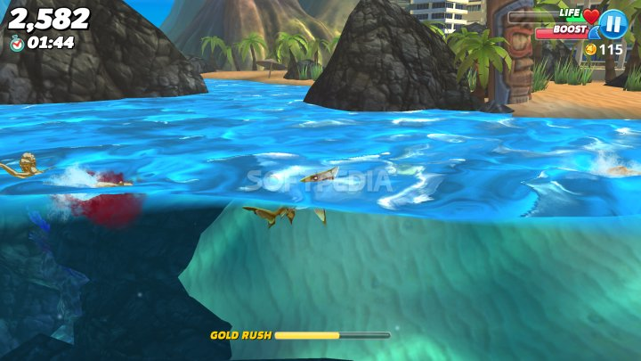 Hungry Shark World 2 0 2 APK Download