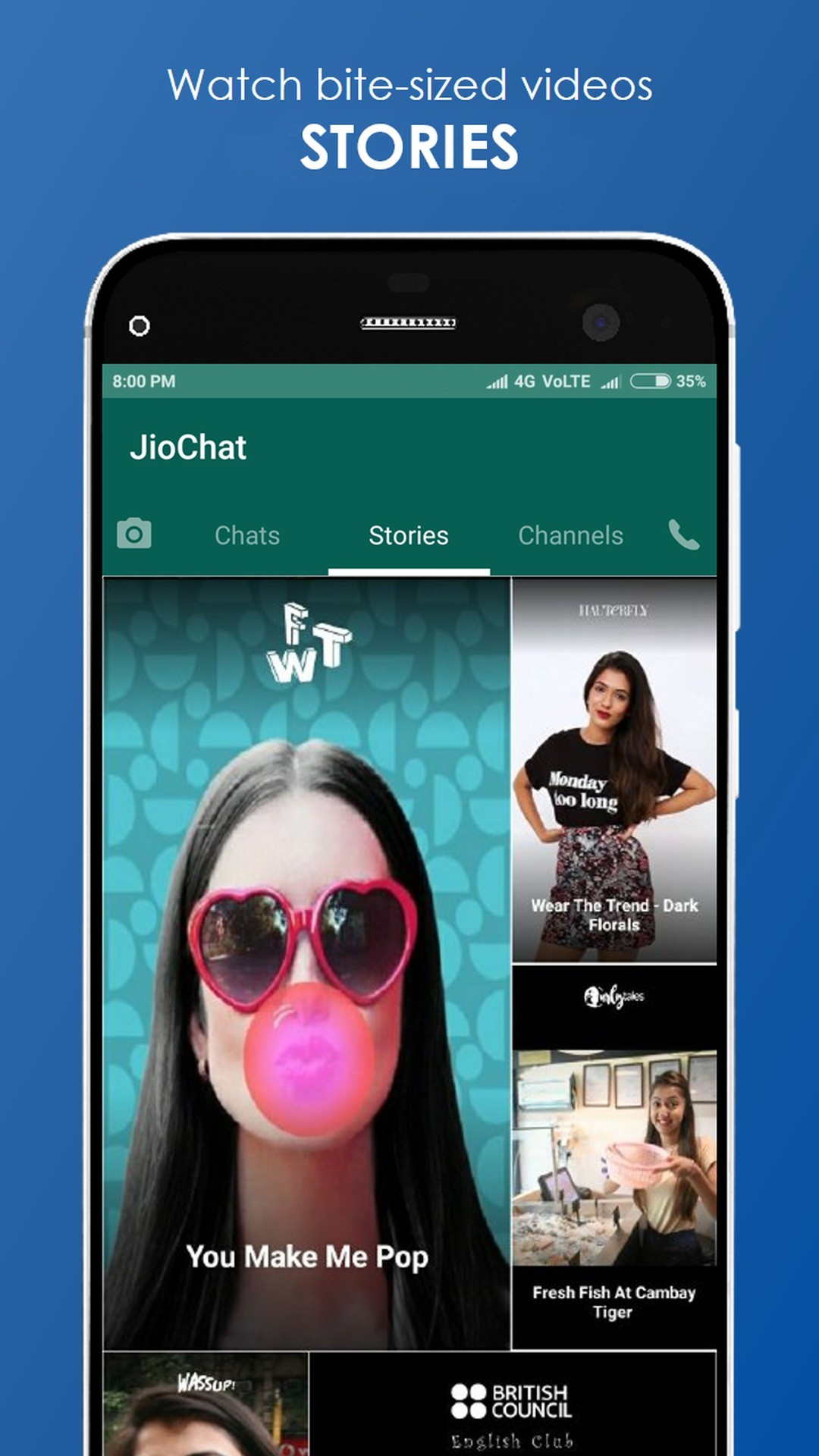 JioChat: HD Video Call APK Download