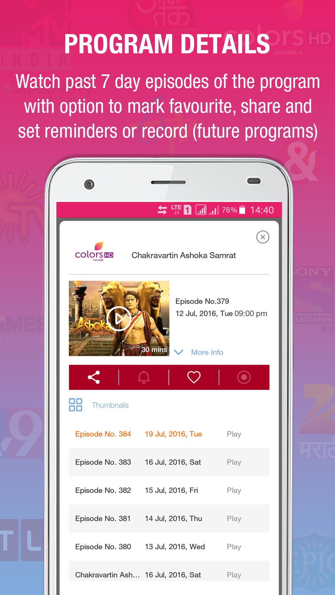 JioTV - Live TV & Catch-Up 5 0 9 APK Download