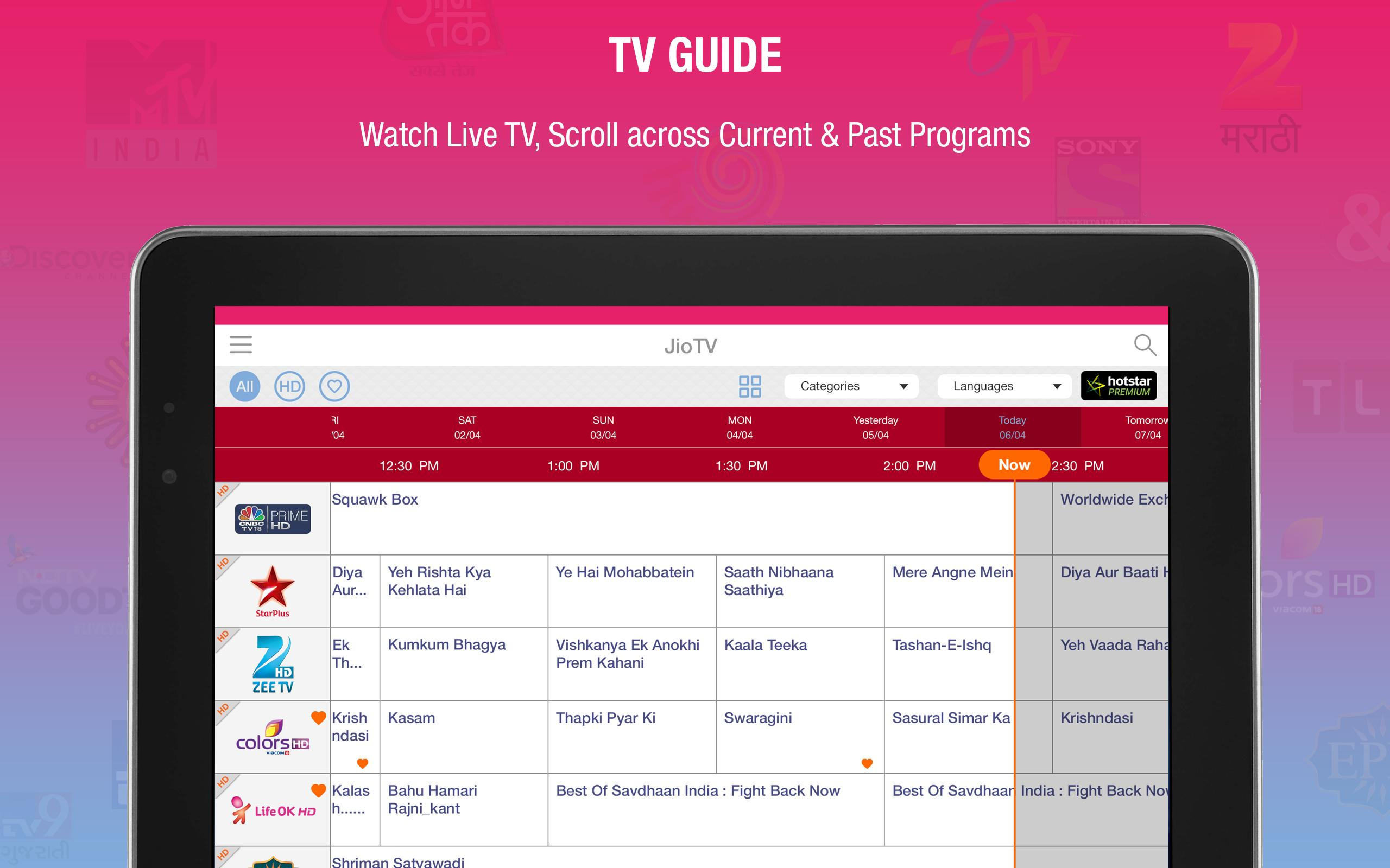 JioTV - Live TV & Catch-Up 5 5 5 APK Download