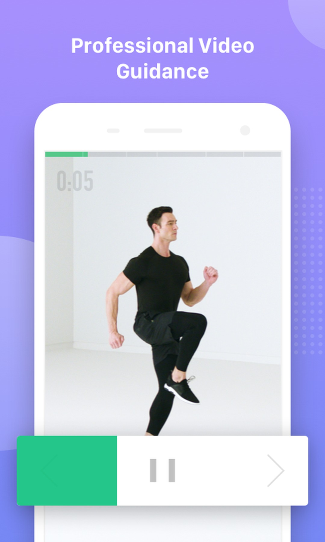 b1dd6e80b10 ... Keep Trainer - Workout Trainer   Fitness Coach - screenshot ...