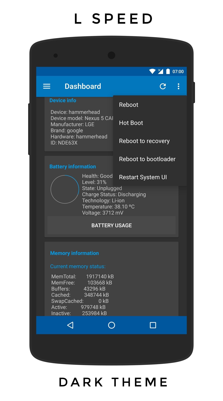 L Speed v2.0.6.1 APK Download