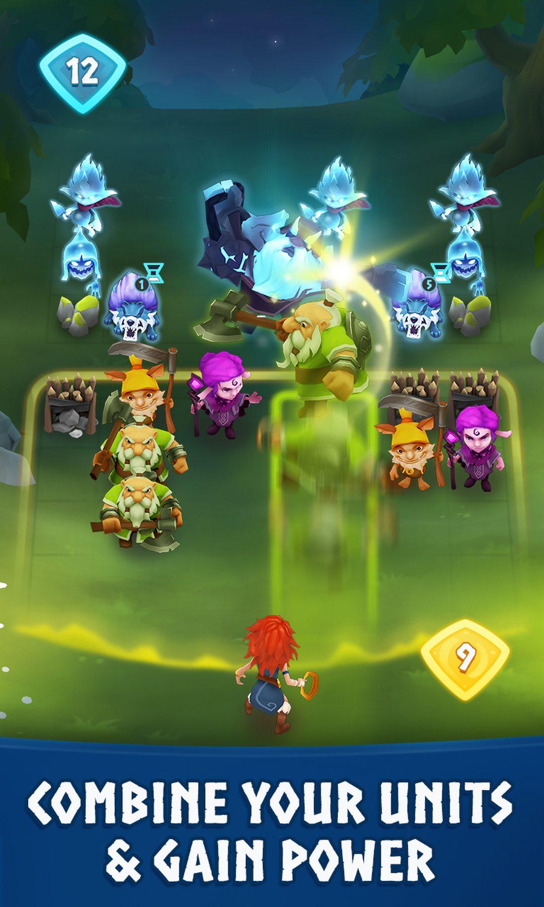 Legend of Solgard screenshot #1