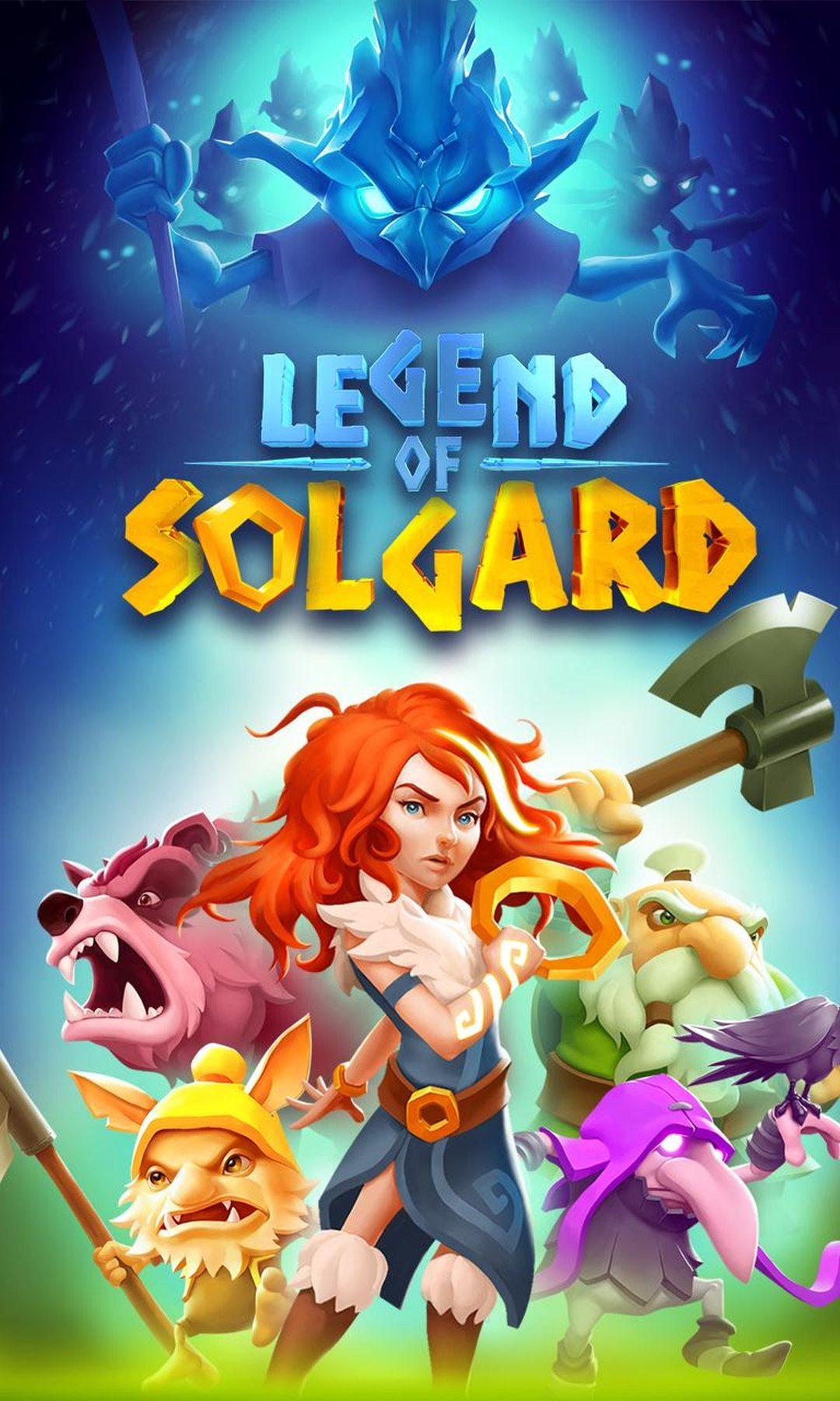 Legend of Solgard screenshot #4