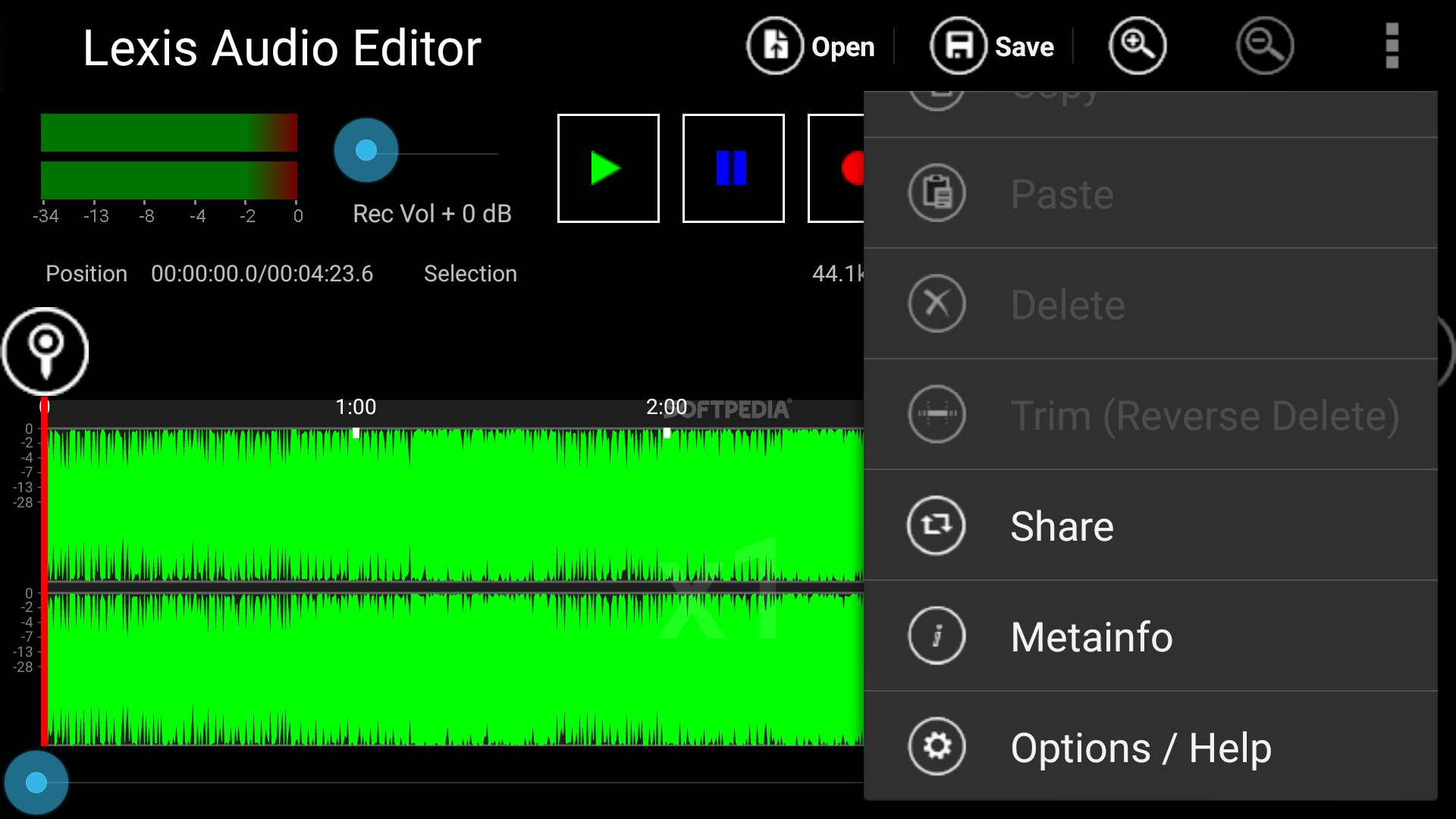 lexis audio editor pro apk 2018