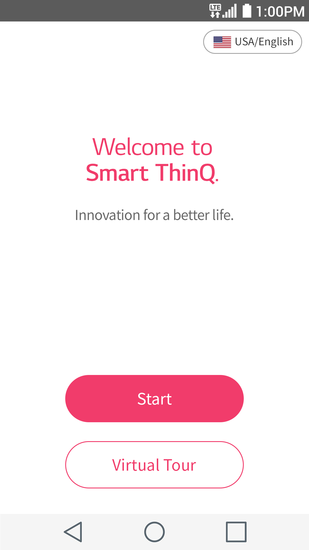 LG SmartThinQ APK Download