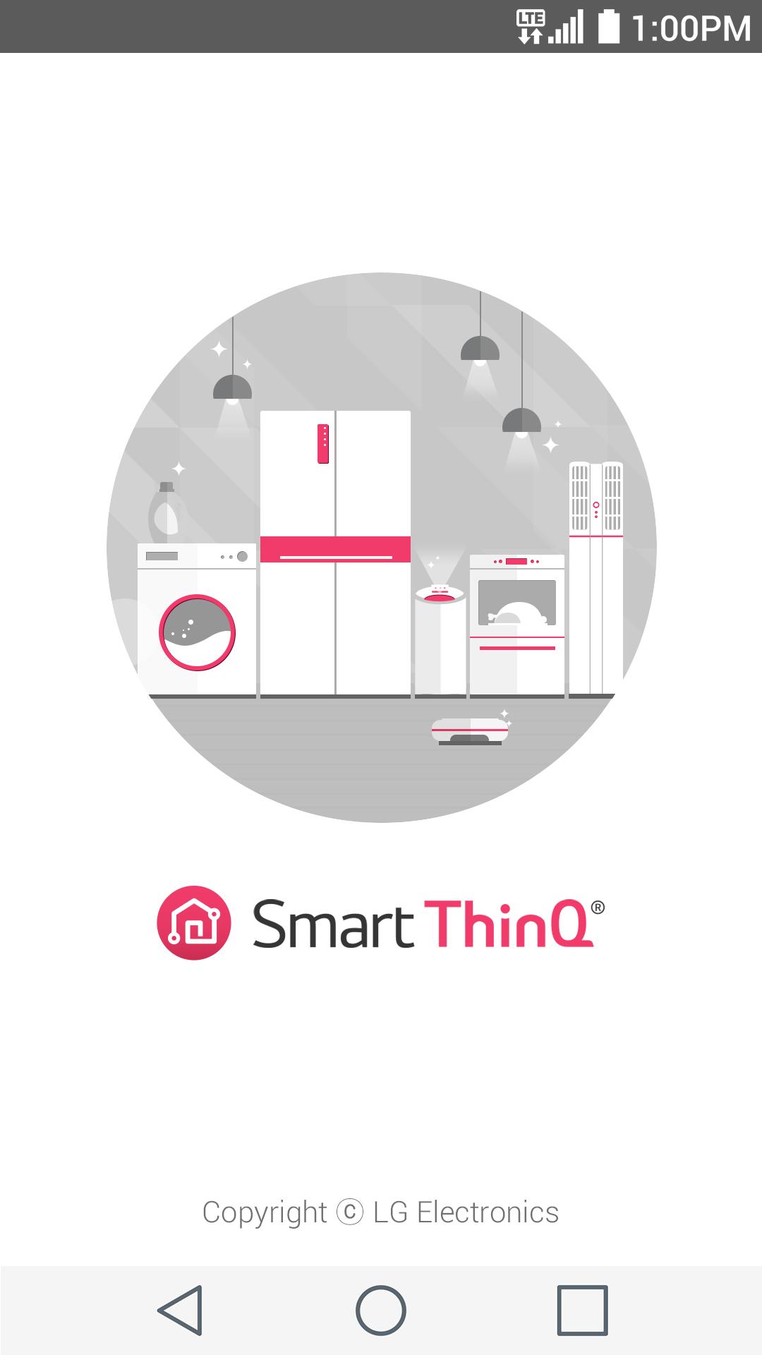 LG SmartThinQ screenshot #3