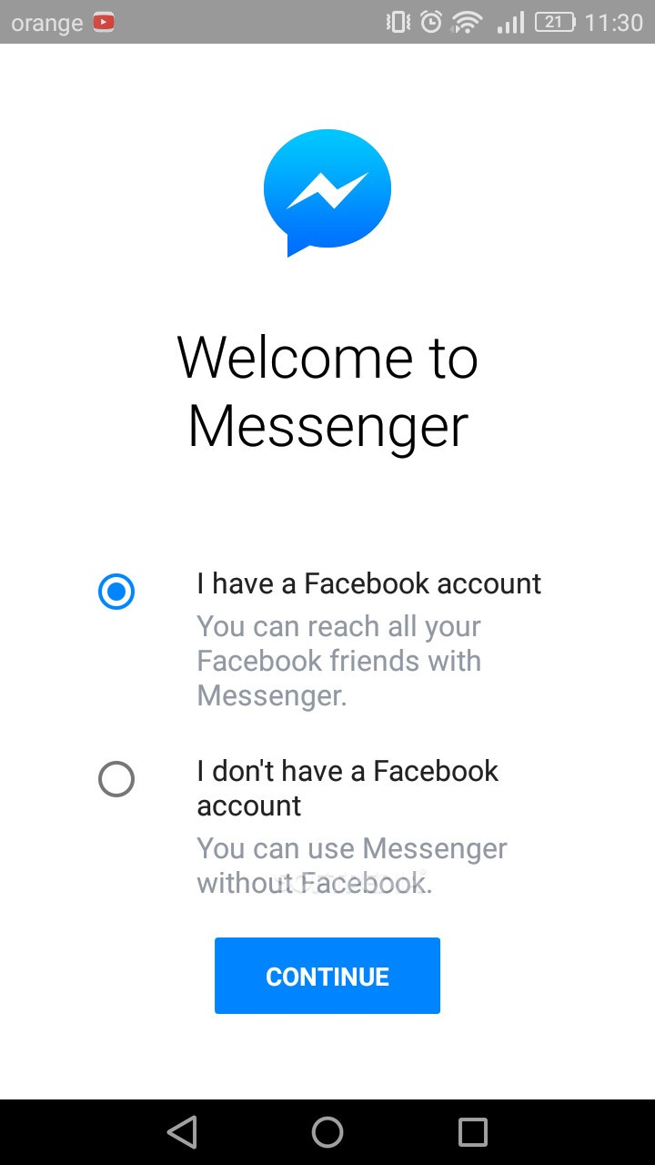 Facebook Messenger 101 0 0 18 337 (arm-android-4-0-3-280
