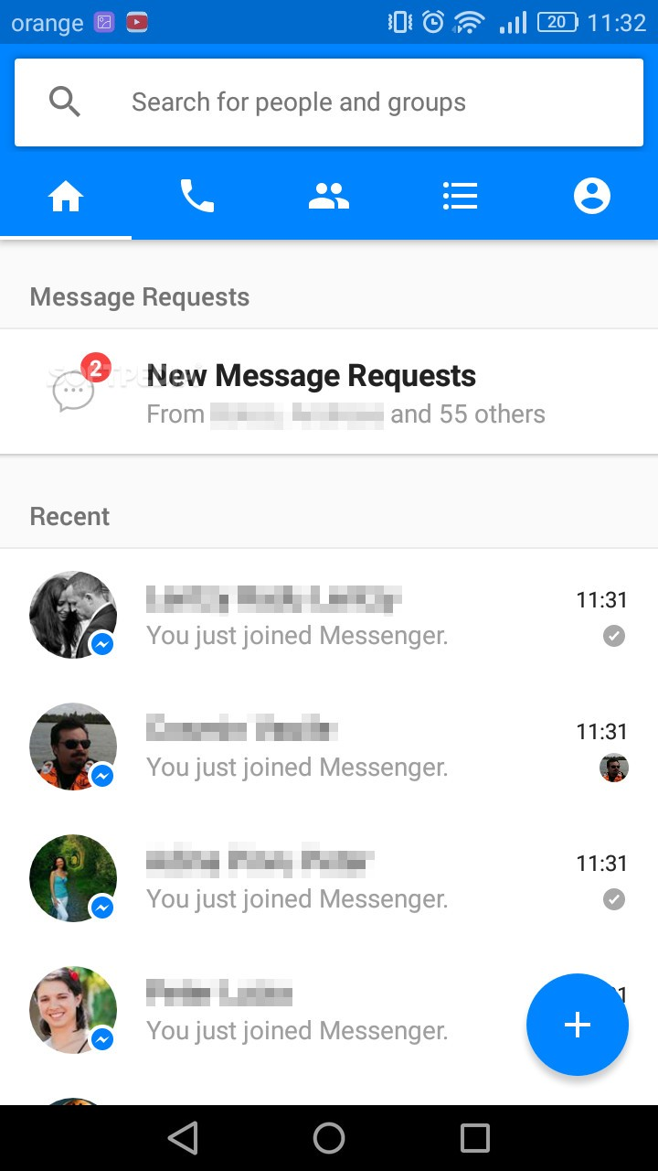 Facebook Messenger APK Download
