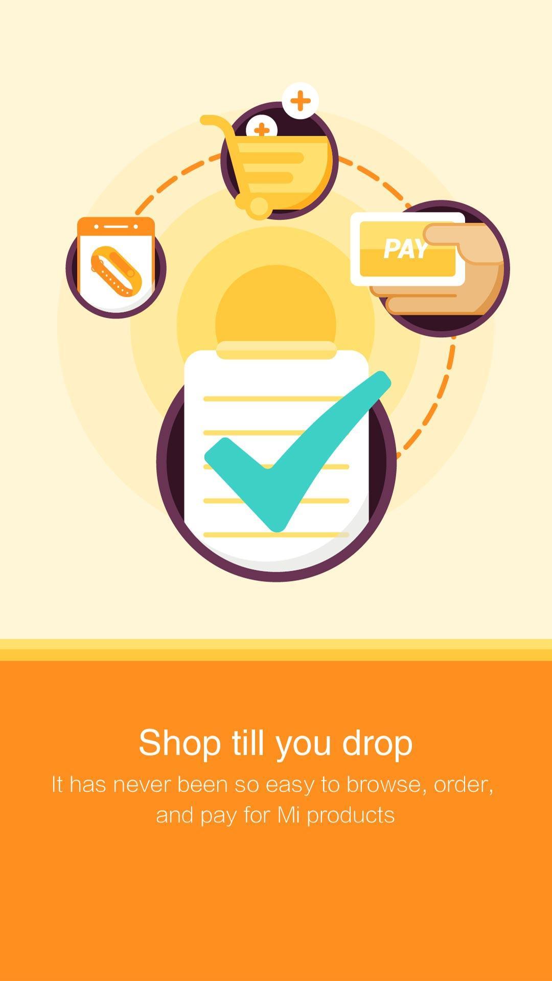 Mi Store screenshot #2