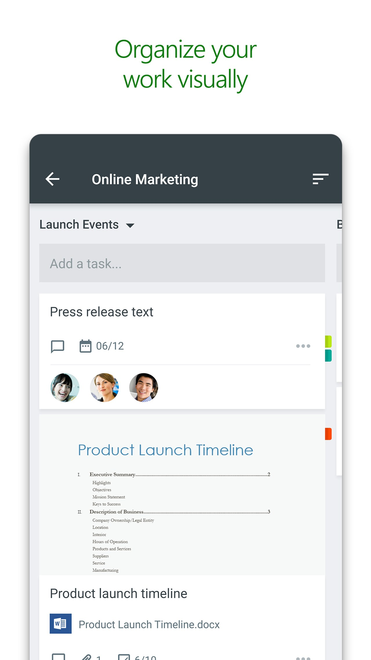 Microsoft Planner screenshot #0