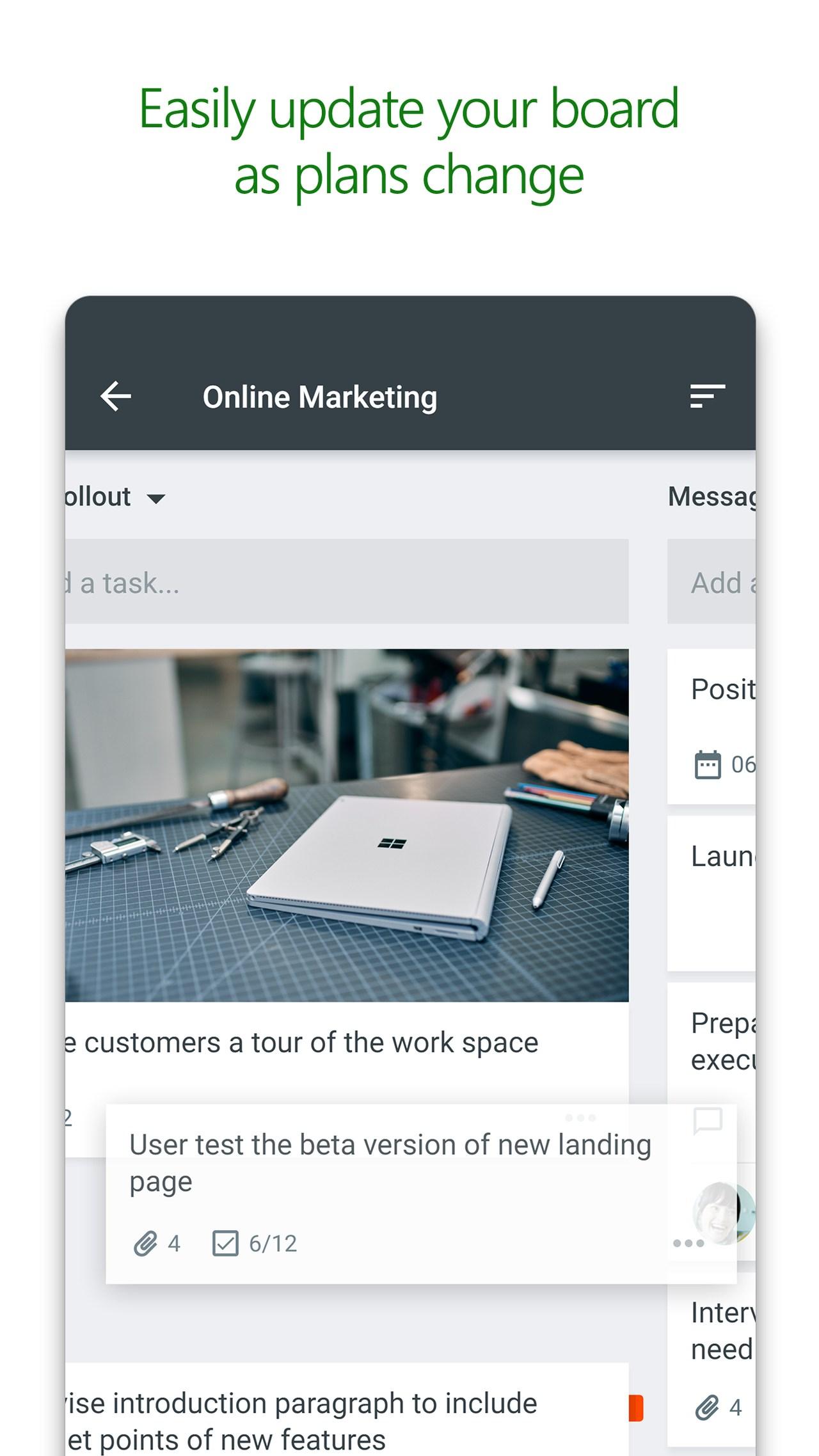 Microsoft Planner screenshot #3