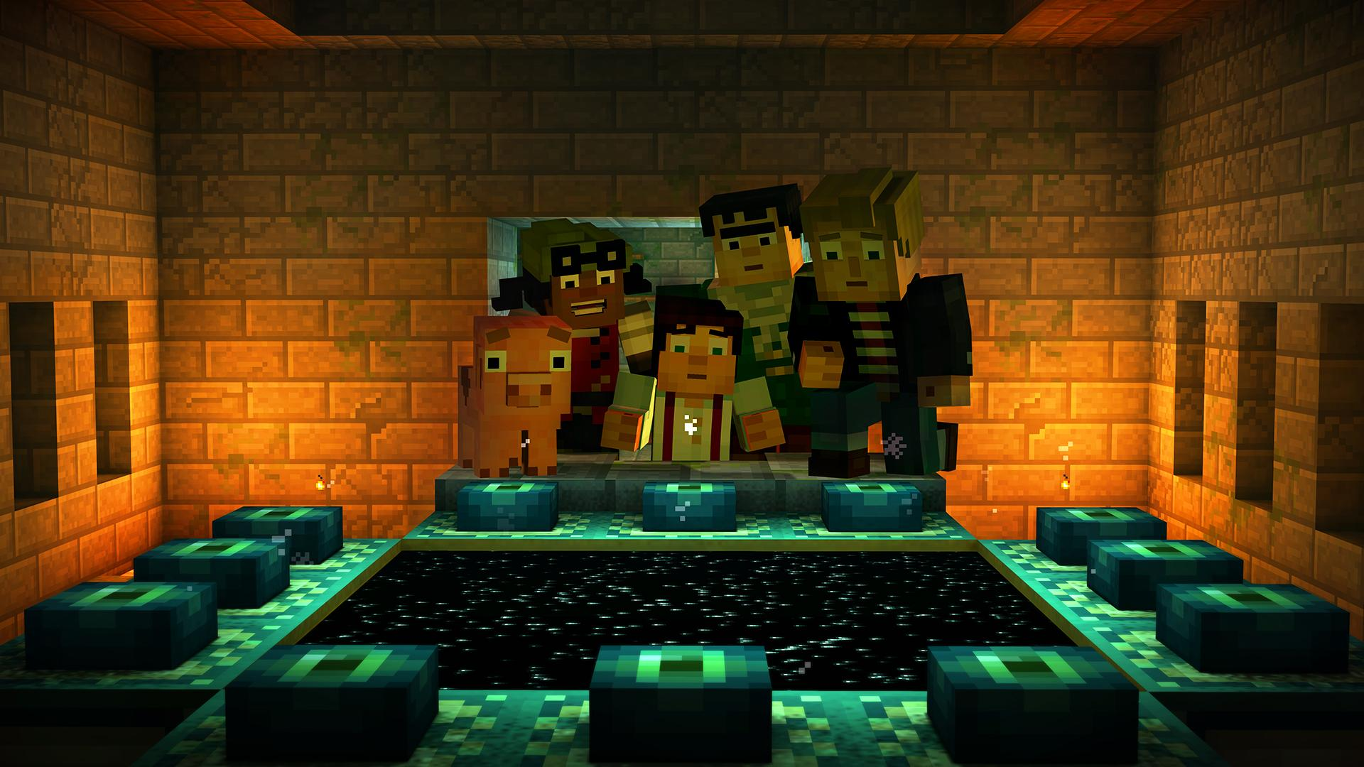 Minecraft: Story Mode 1 33 APK Download