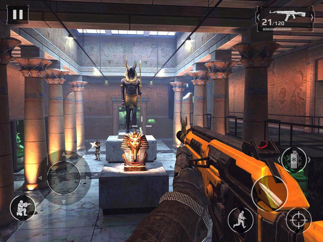 Modern Combat 5: eSports FPS 3 6 1a APK Download