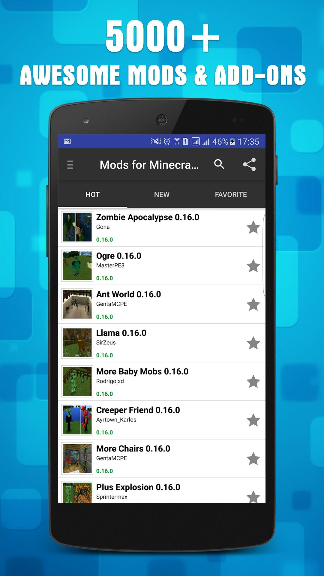 Mods Addons For Minecraft Pe Mcpe Free 1 16 Apk Download
