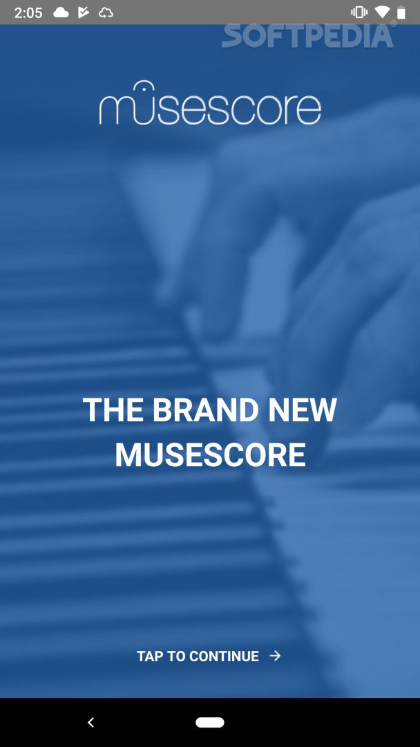 MuseScore: view and play sheet music 2 1 11 APK Download