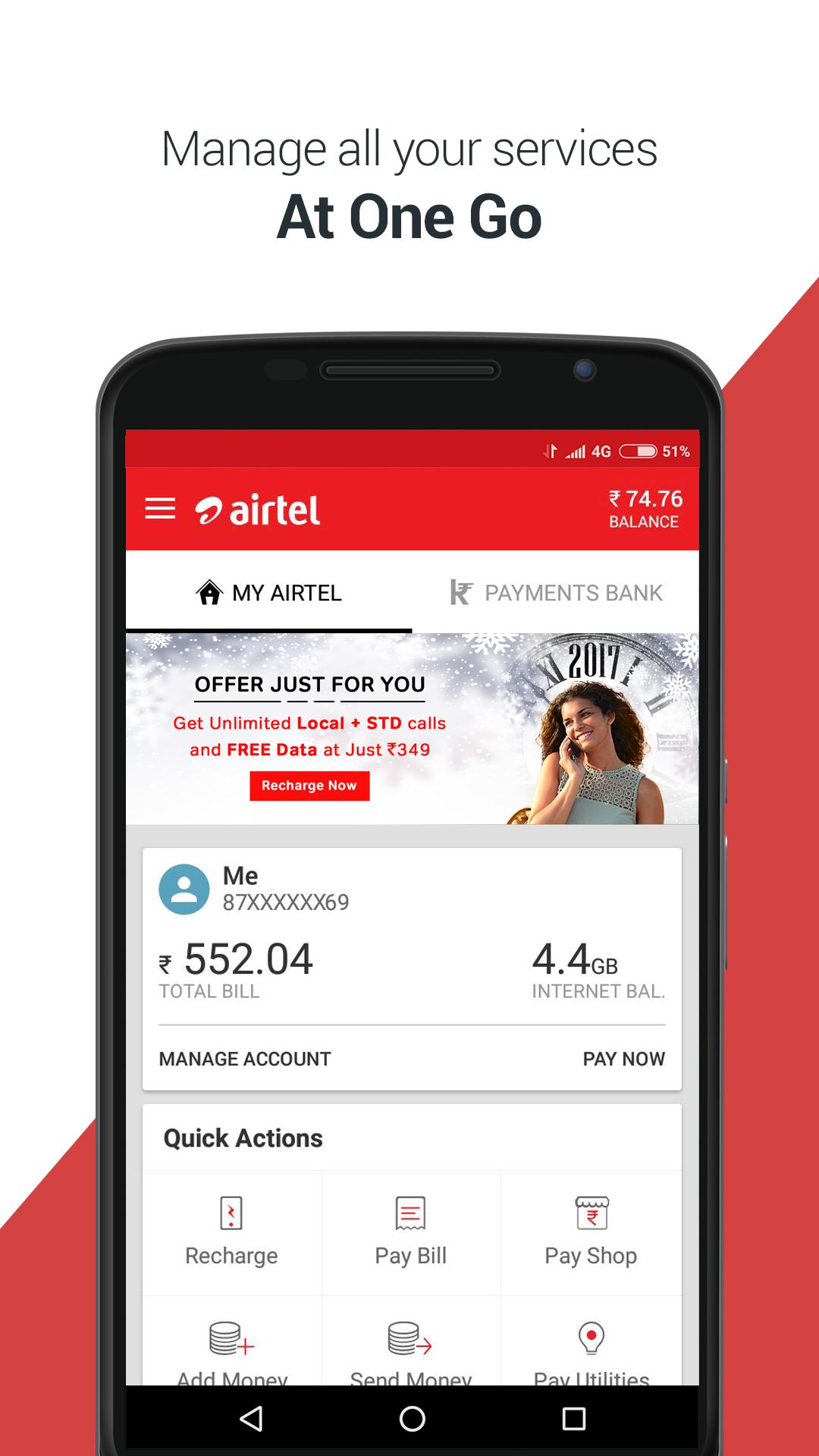 Airtel Thanks APK Download