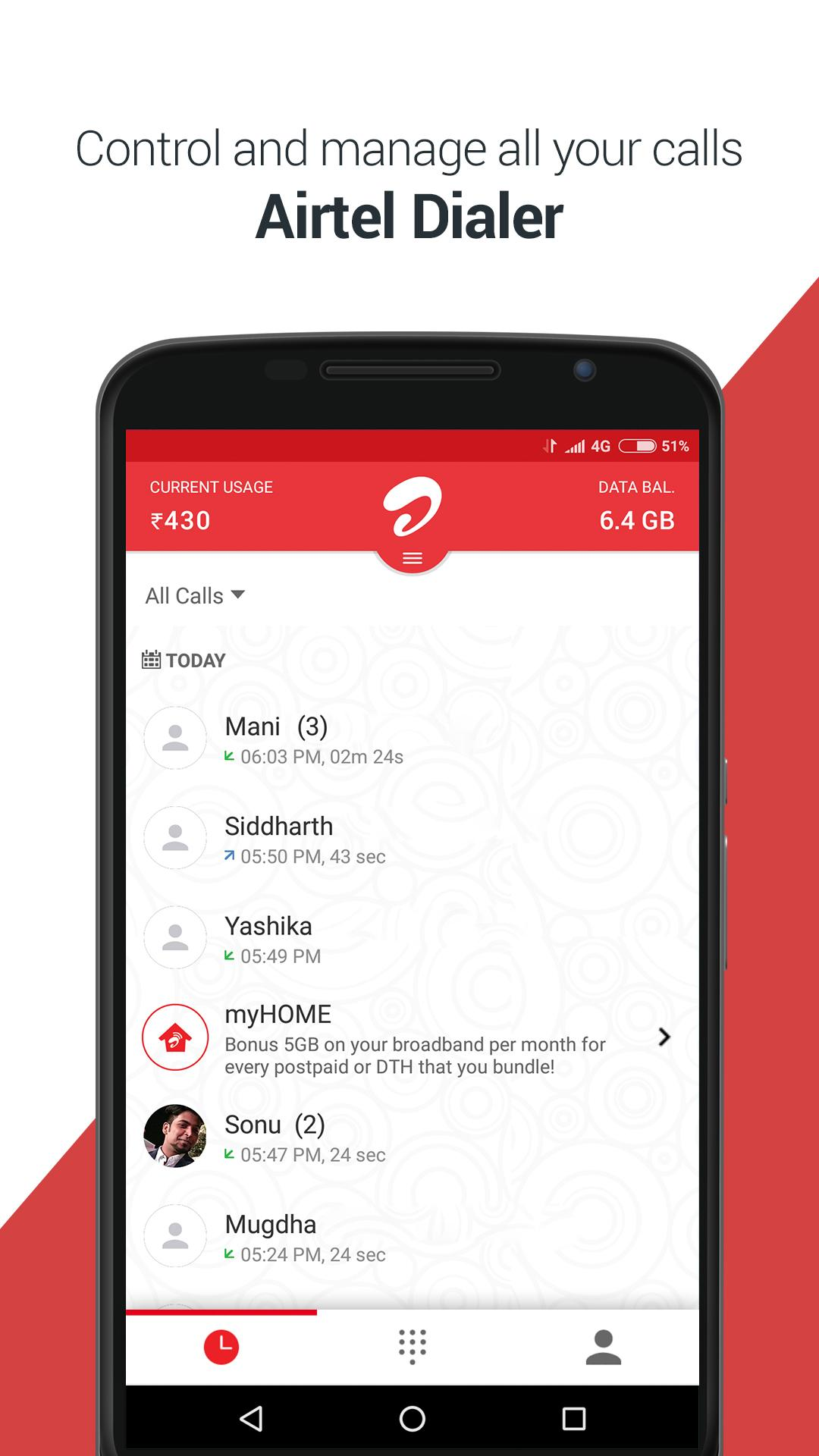 Airtel Thanks 4 3 0 1 APK Download