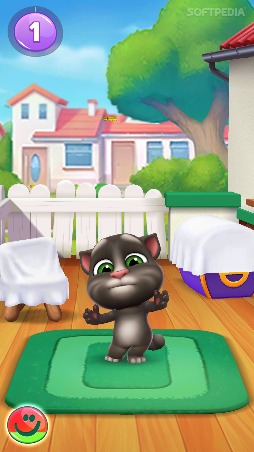 My Talking Tom 2 APK Download