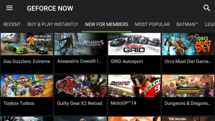 NVIDIA Games 5 15 24906707 APK Download