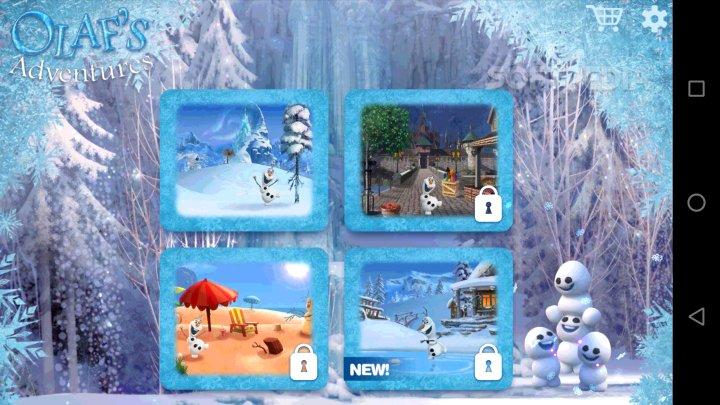 Olaf's Adventures screenshot #0
