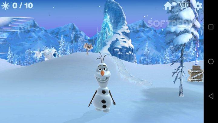 Olaf's Adventures screenshot #1
