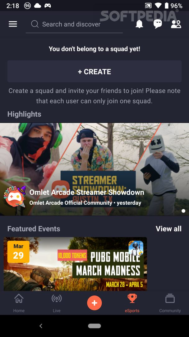 Omlet Arcade 1 48 8 APK Download
