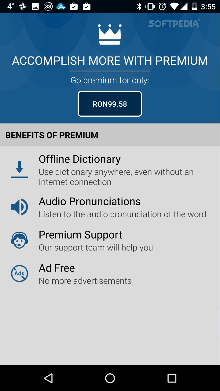 Oxford Dictionary of English APK Download