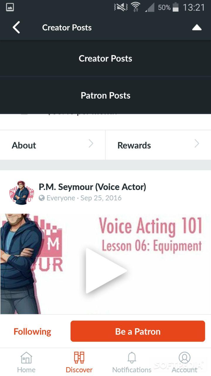 Patreon APK Download
