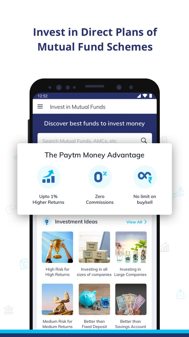 Paytm Money App APK Download