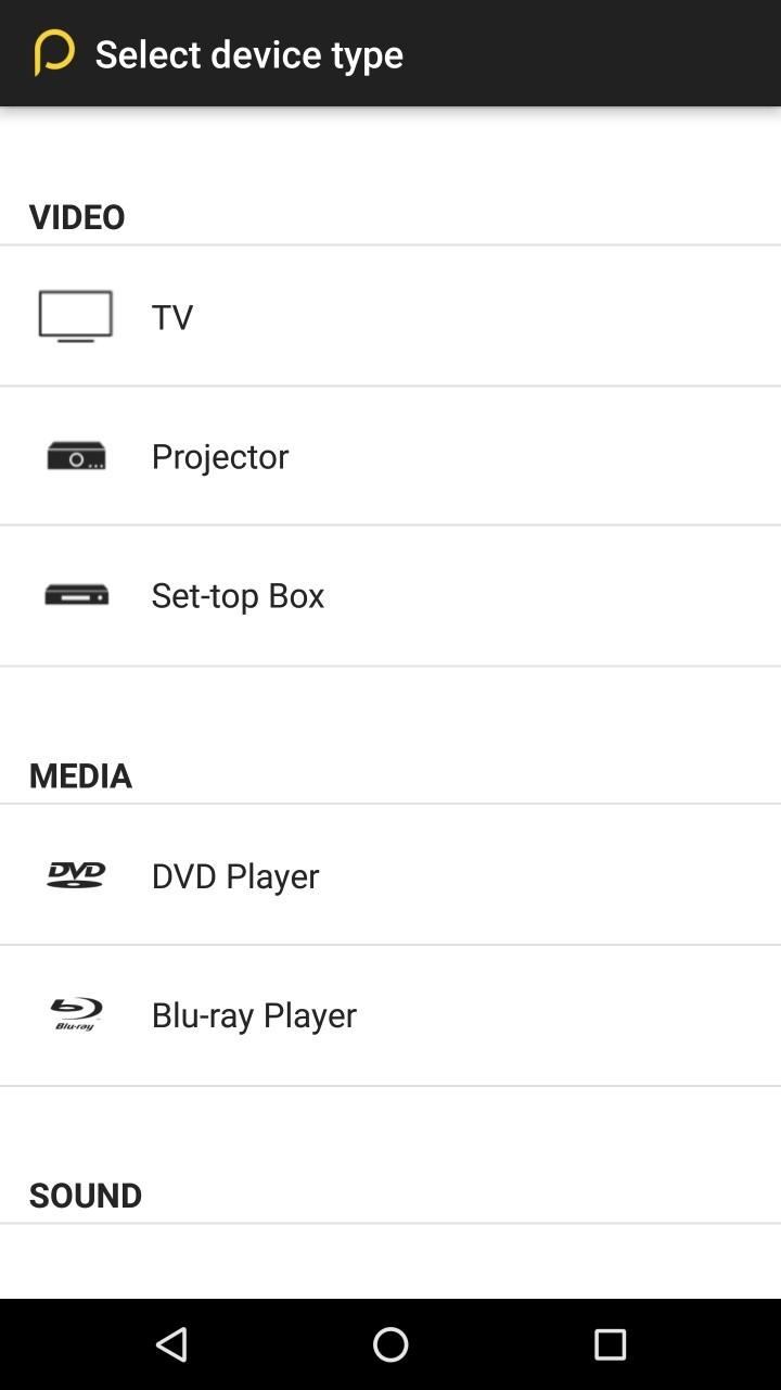 Peel Universal Smart TV Remote Control 10 4 5 1 APK Download