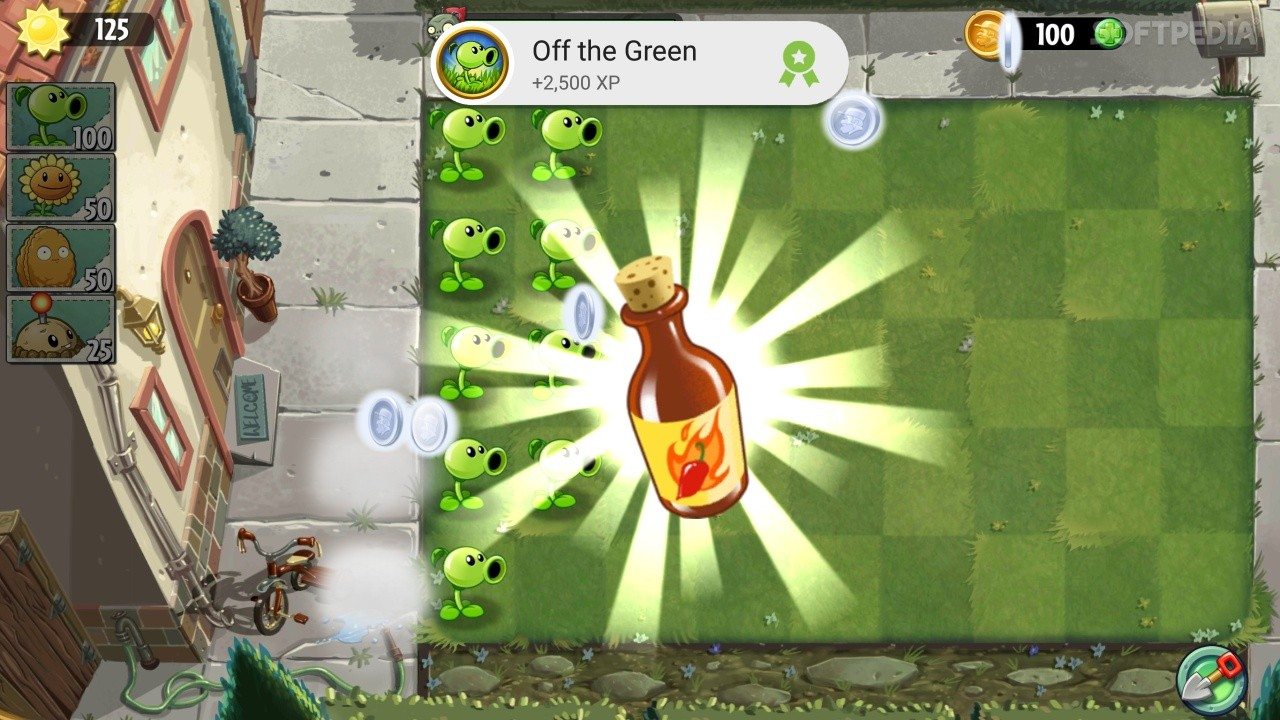 Plants vs  Zombies 2 6 8 1 APK Download