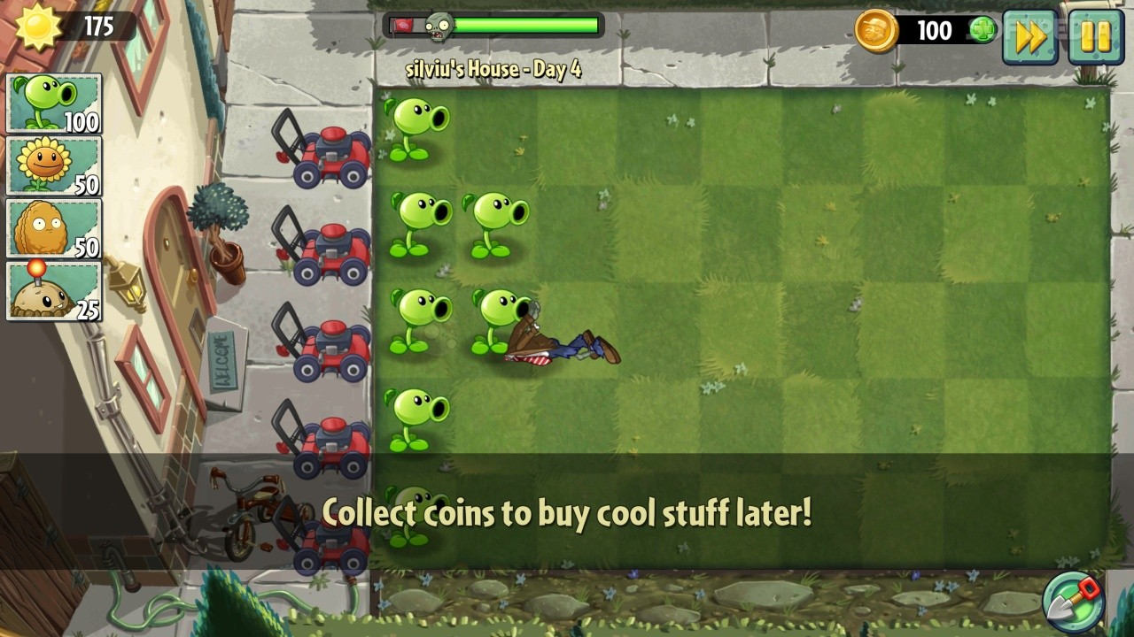 age of zombies apk old version