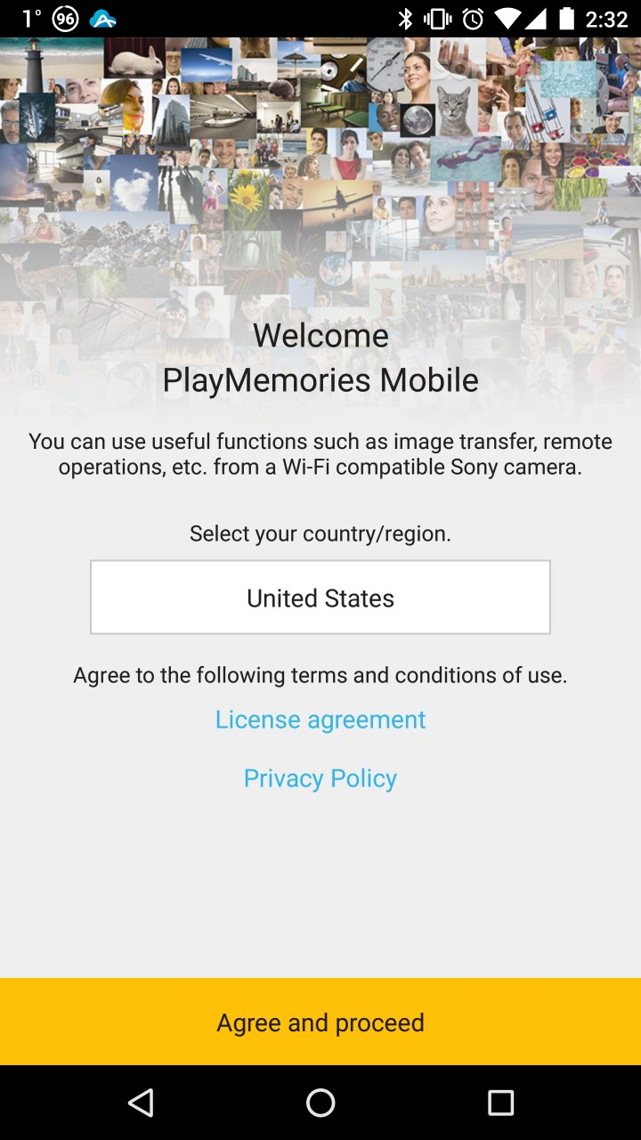 sony play memories download