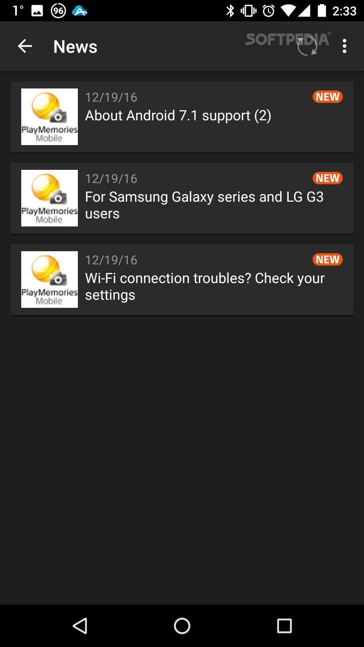 PlayMemories Mobile 6 1 0 APK Download