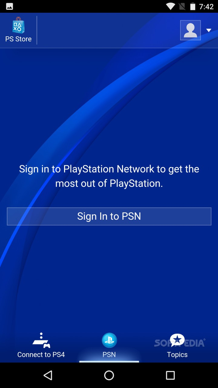 PlayStation App APK Download