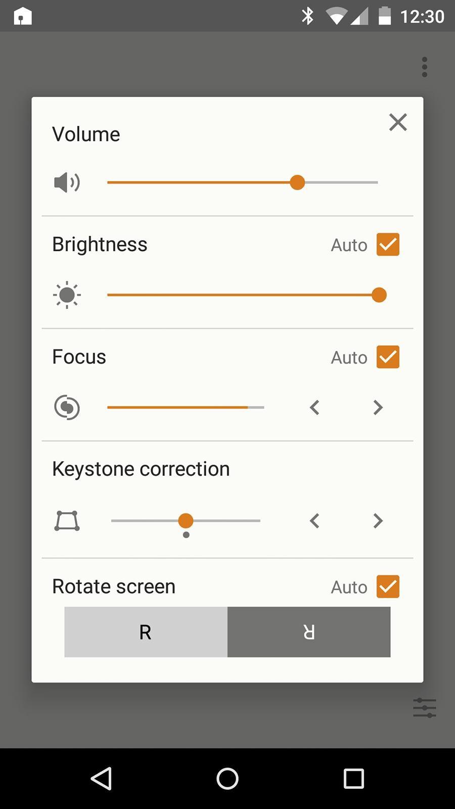 Portable Ultra Short Throw Pro APK Download