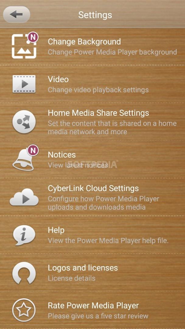 Power Media Player 7 1 0 APK Download