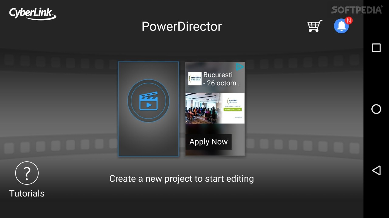 PowerDirector 4 10 0 APK Download