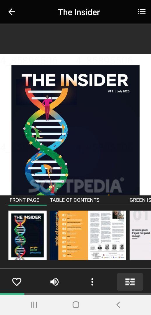 PressReader screenshot #3