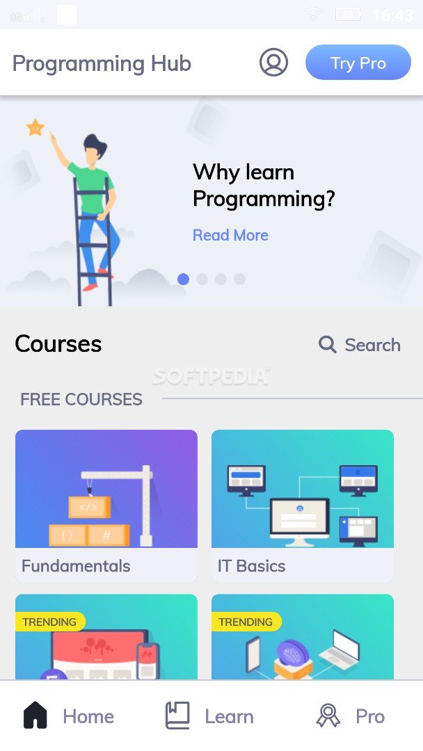 Programming Hub, Learn to code 5 0 10 APK Download