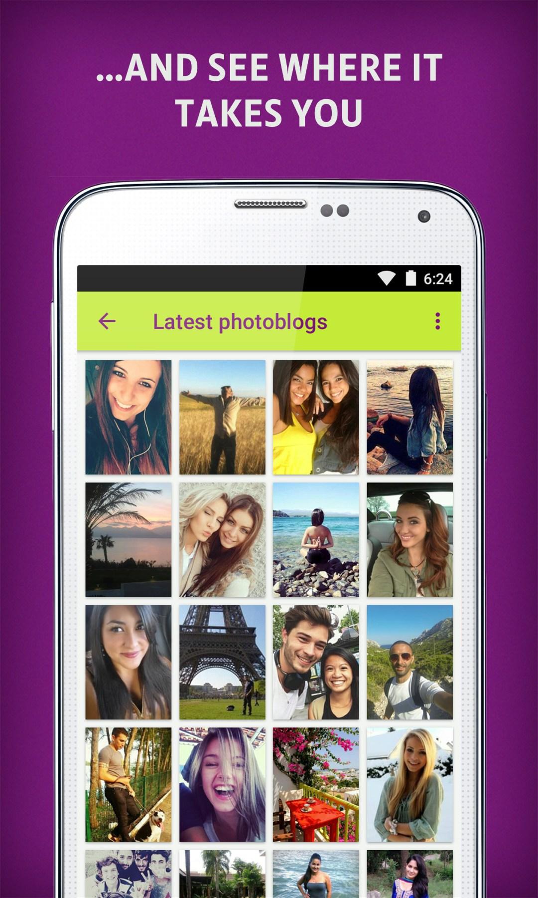 Qeep Chat, Flirt \u0026 Dating App APK Download