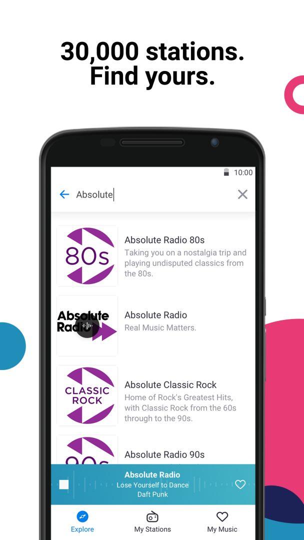 Radio by Deezer: FM Stations & Online Radio Player 1 1 1 APK Download