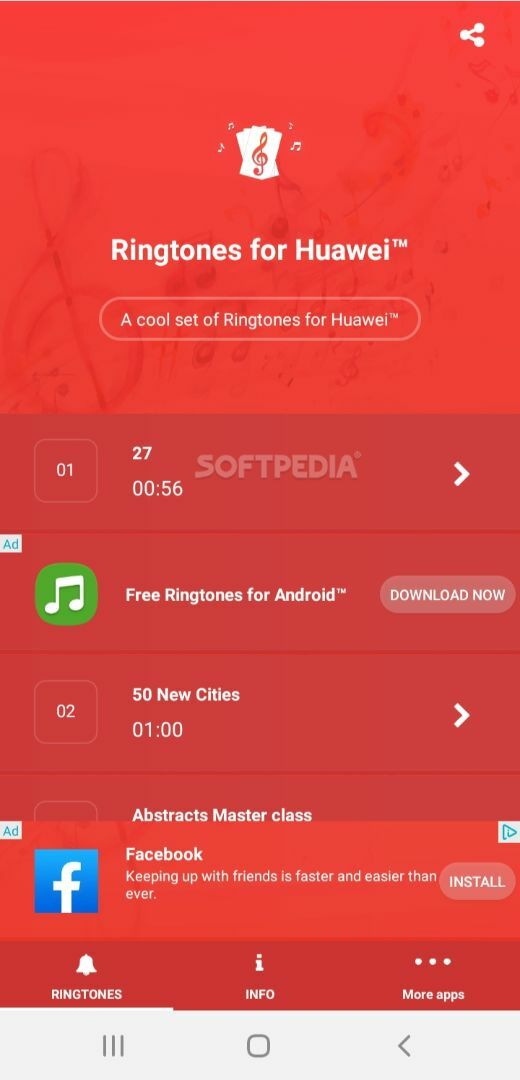 Ringtones for Huawei by UltimateRingtonesApps APK Download