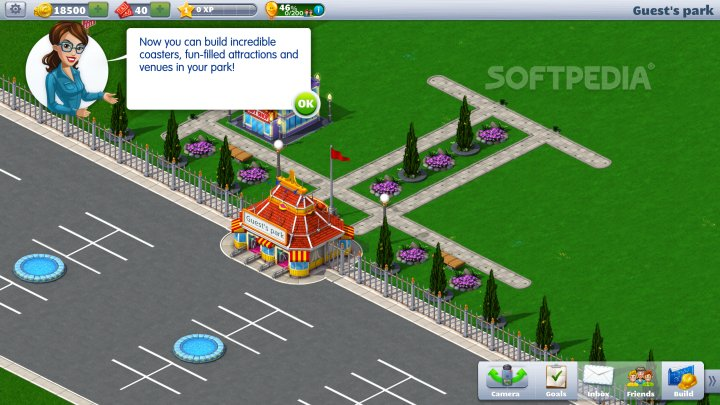 RollerCoaster Tycoon 4 Mobile 1 11 2 APK Download