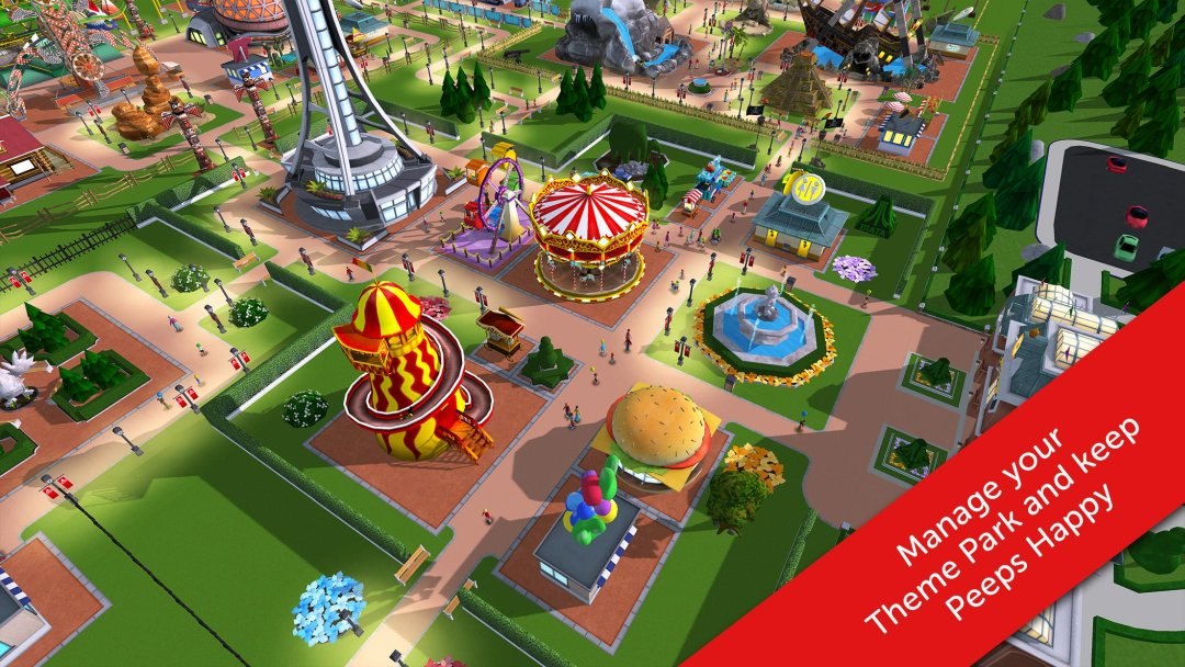 RollerCoaster Tycoon Touch 2 2 6 APK Download