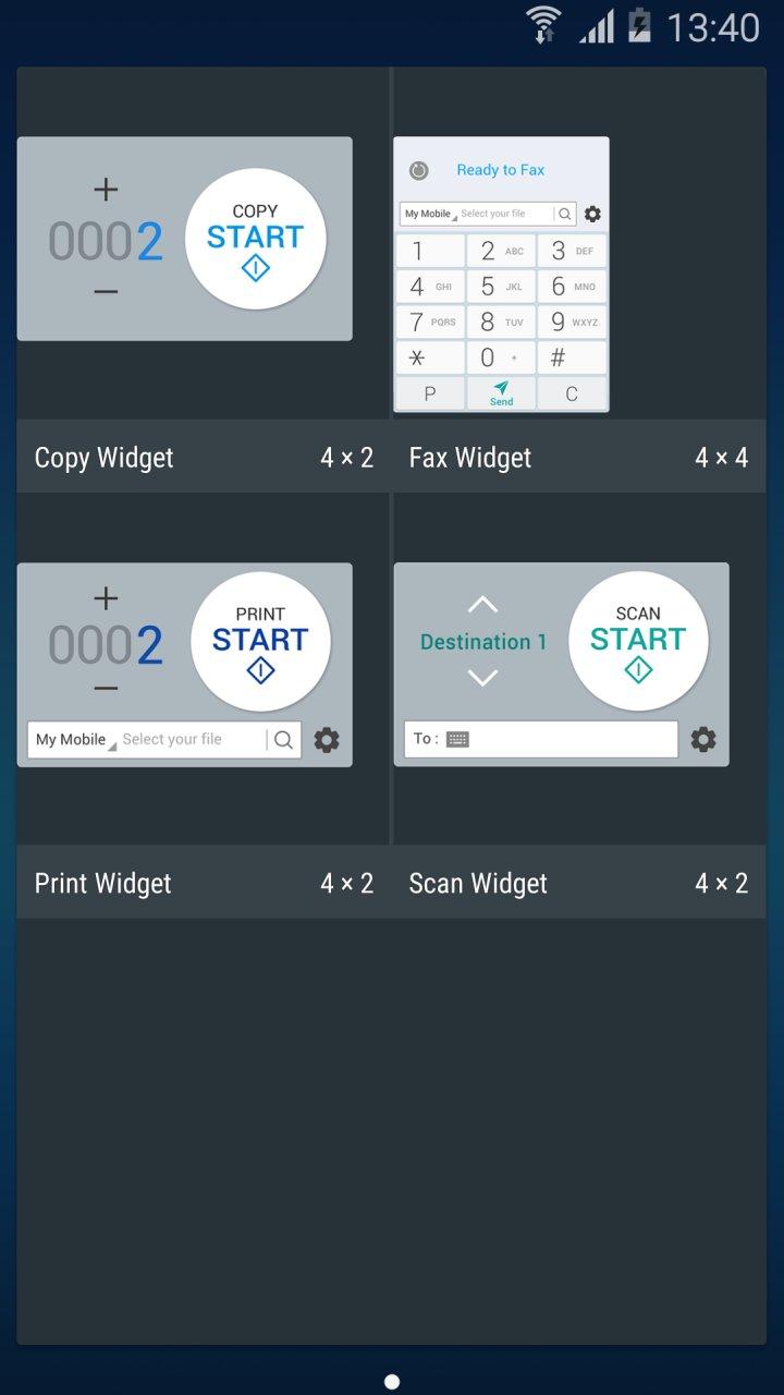 Samsung Widgets Apk