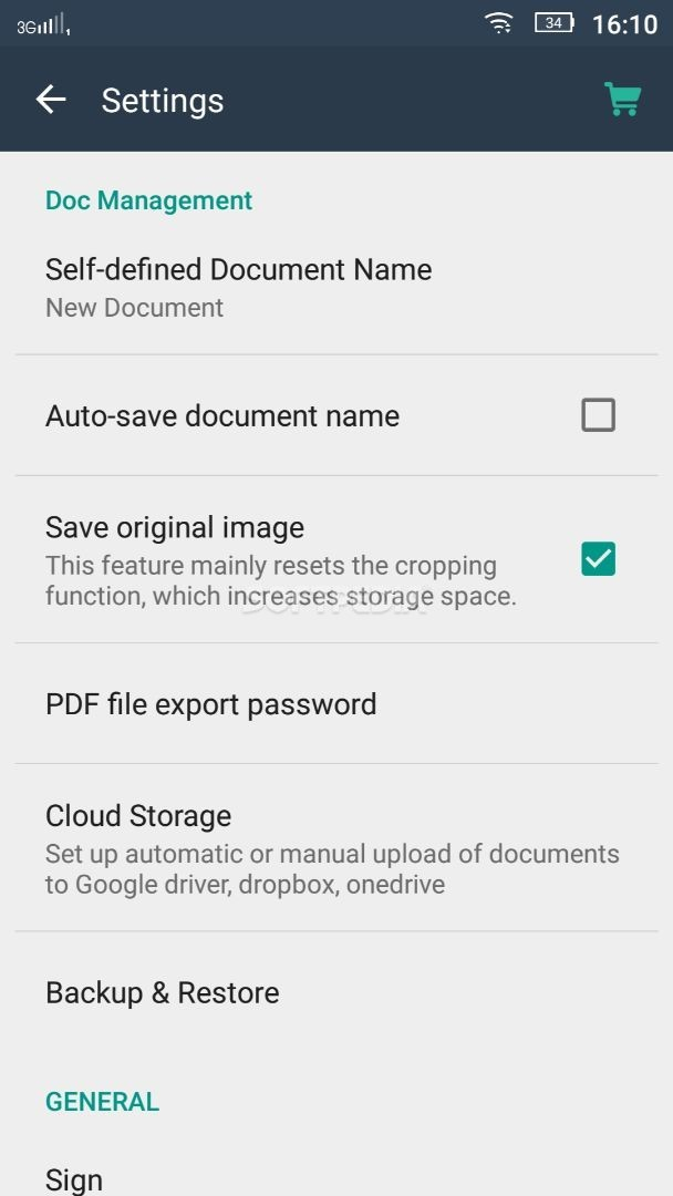Simple Scan - Free PDF Scanner App APK Download